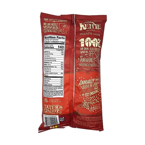 Backyard Barbeque Potato Chips, 5 oz 2