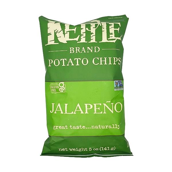 Jalapeno Potato Chips, 5 oz 1