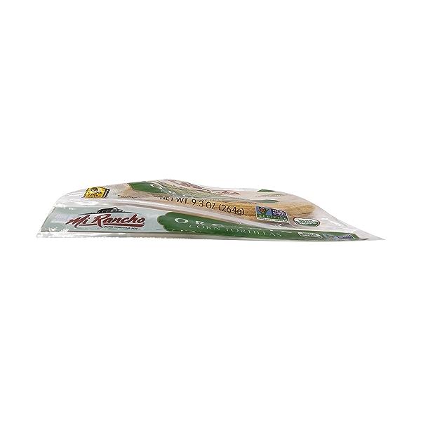 Organic Corn Tortillas, 9.3 oz 3
