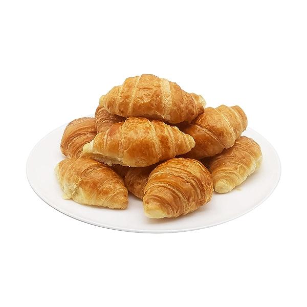 Mini Butter Croissant 12 Count 1