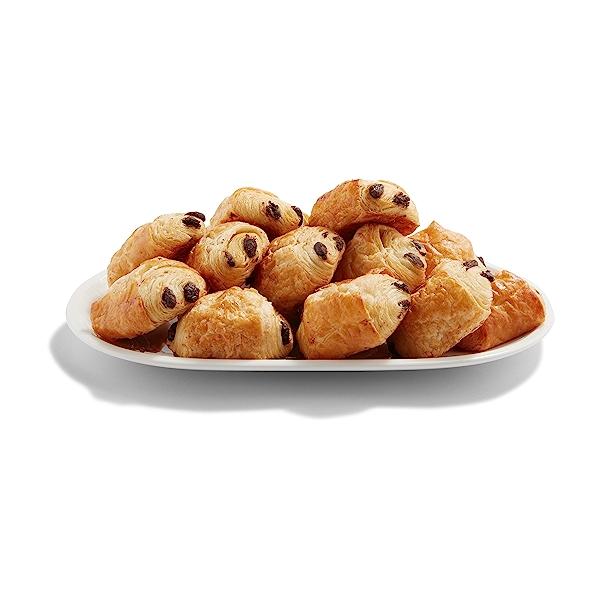 Mini Chocolate Croissant 12 Count 1