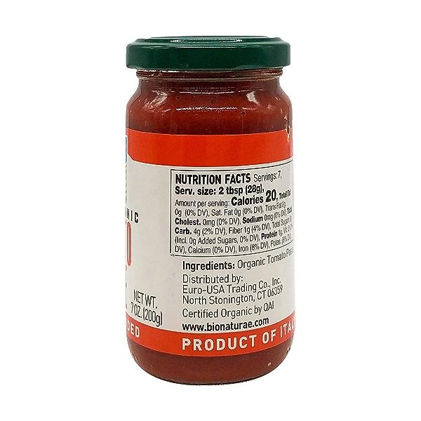 Organic Tomato Paste, 7 oz 3