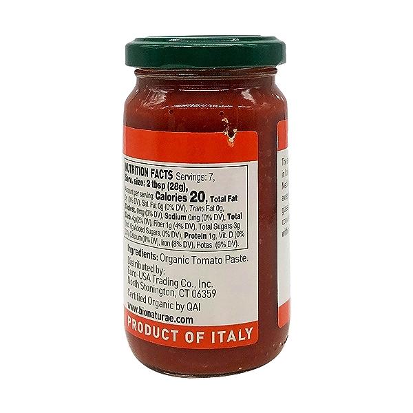 Organic Tomato Paste, 7 oz 4