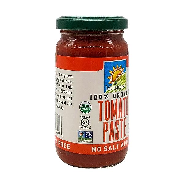 Organic Tomato Paste, 7 oz 8