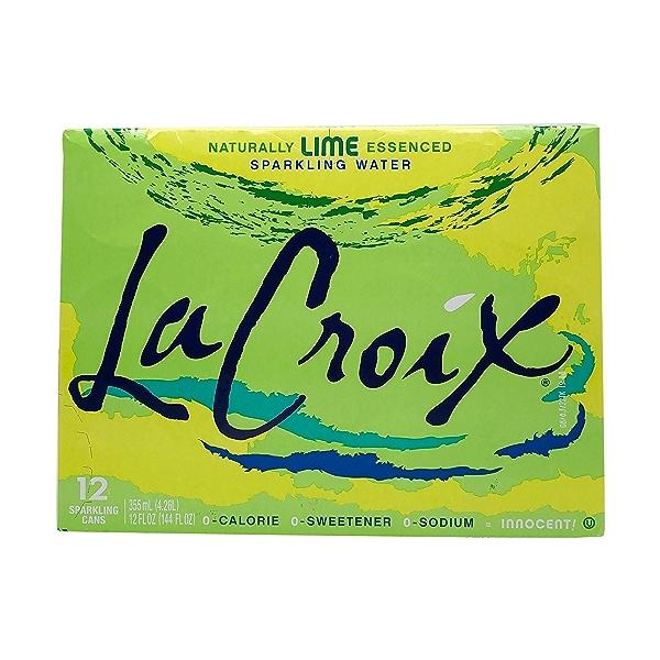 LaCroix Lime Sparkling Water (12-pk) 1