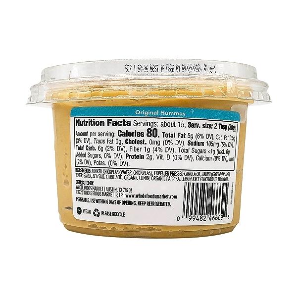 Original Hummus, 16 ounce 5