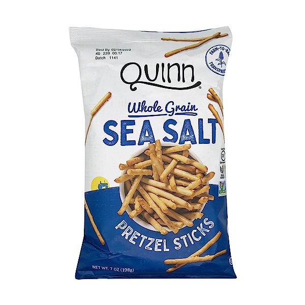 Classic Sea Salt Pretzels, 7 oz 1