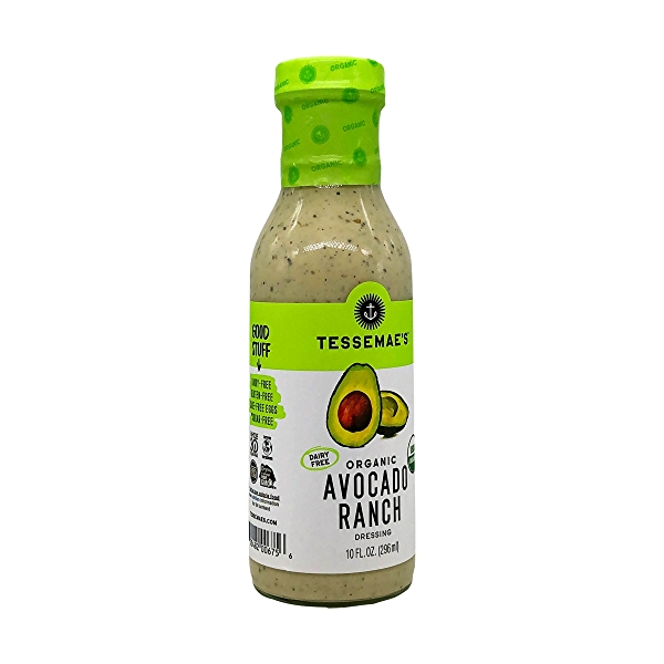Organic Avocado Ranch Dressing, 10 fl oz 8