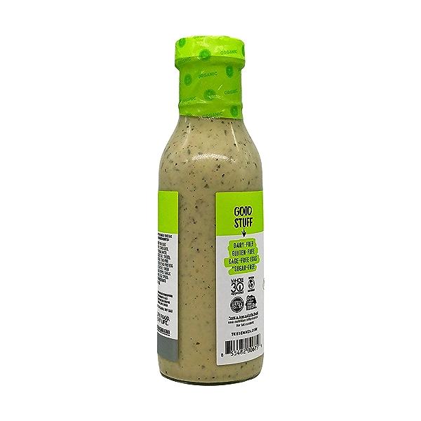 Organic Avocado Ranch Dressing, 10 fl oz 6