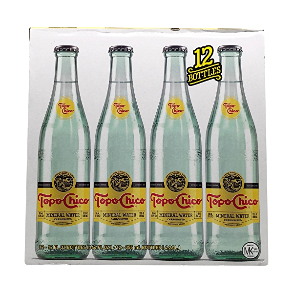 Mineral Water 12 Pack 1