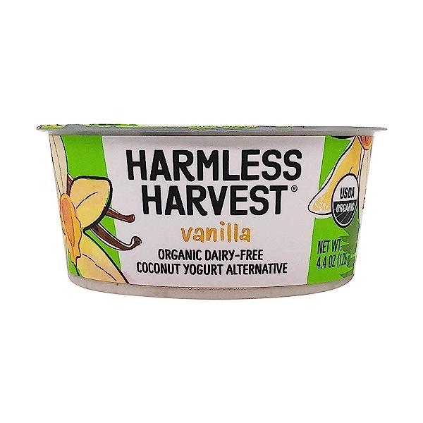Vanilla Coconut Yogurt, 4.4 oz 1