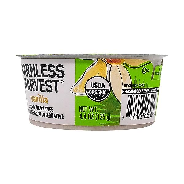 Vanilla Coconut Yogurt, 4.4 oz 2
