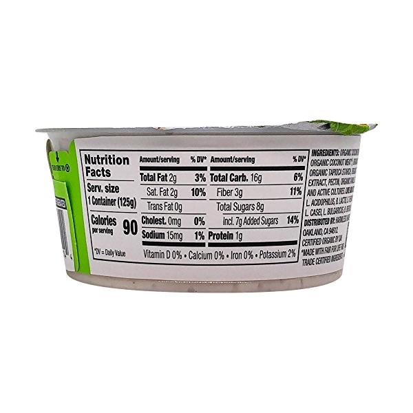 Vanilla Coconut Yogurt, 4.4 oz 5