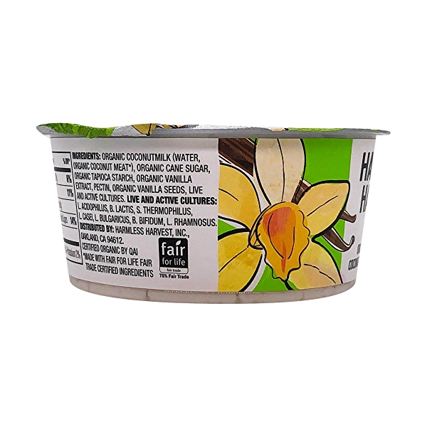 Vanilla Coconut Yogurt, 4.4 oz 7