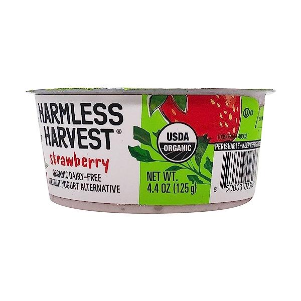 Strawberry Coconut Yogurt, 4.4 oz 2