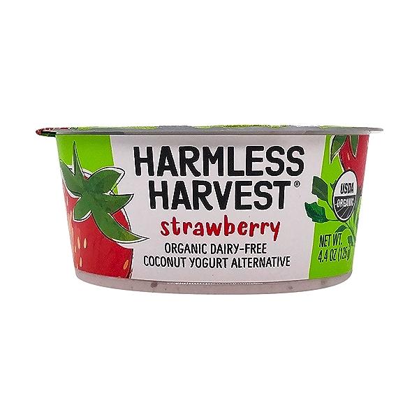 Strawberry Coconut Yogurt, 4.4 oz 1