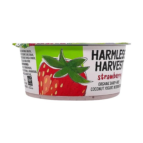 Strawberry Coconut Yogurt, 4.4 oz 8