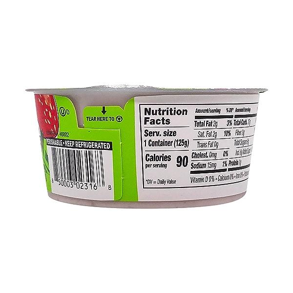 Strawberry Coconut Yogurt, 4.4 oz 4