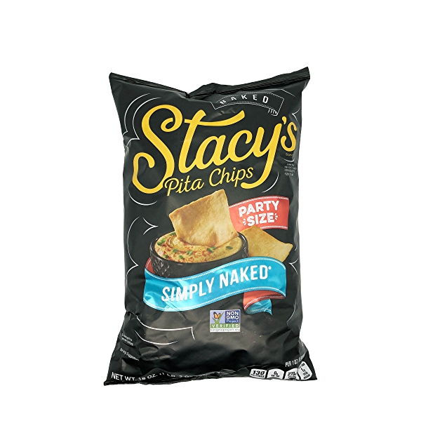 Simply Naked Pita Chips (Party Size), 18 oz 1