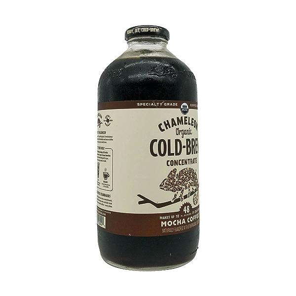 Organic Mocha Coffee Cold Brew, 32 fl oz 8