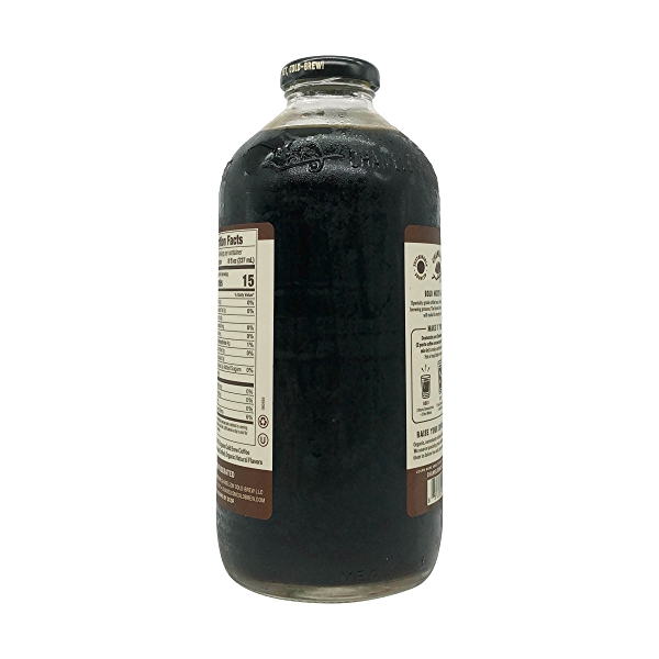 Organic Mocha Coffee Cold Brew, 32 fl oz 5