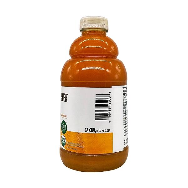 Organic Carrot Orange Turmeric Juice, 32 fl oz 3