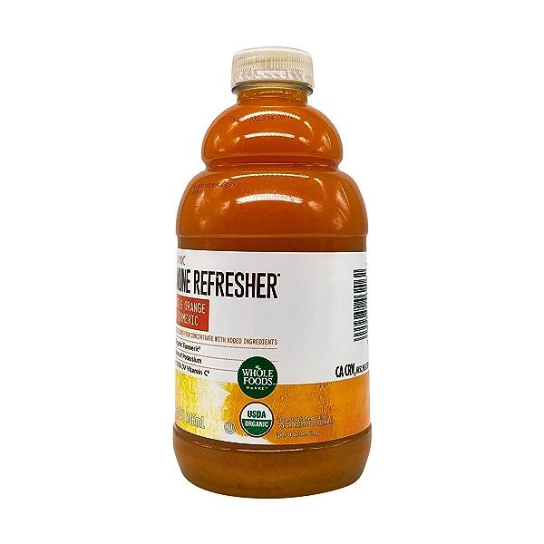 Organic Carrot Orange Turmeric Juice, 32 fl oz 2