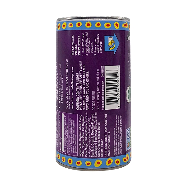 Organic Flaky Biscuits, 16 oz 6