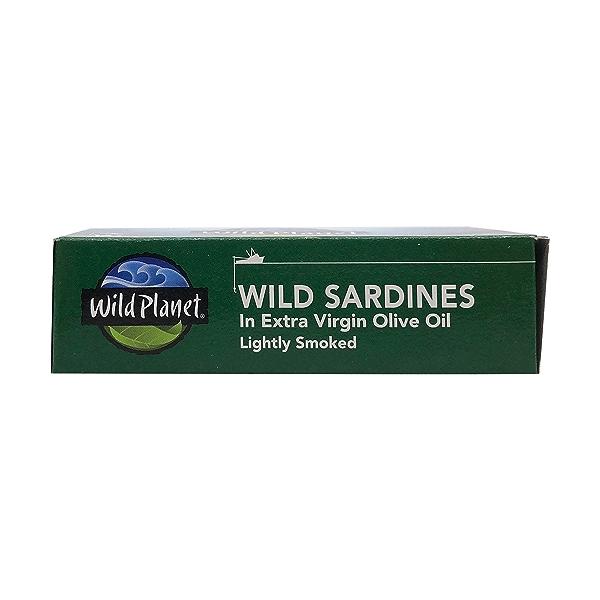 Wild Sardines In Extra Virgin Olive Oil 6