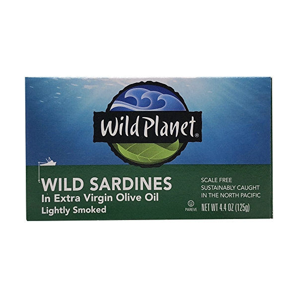 Wild Sardines In Extra Virgin Olive Oil 1