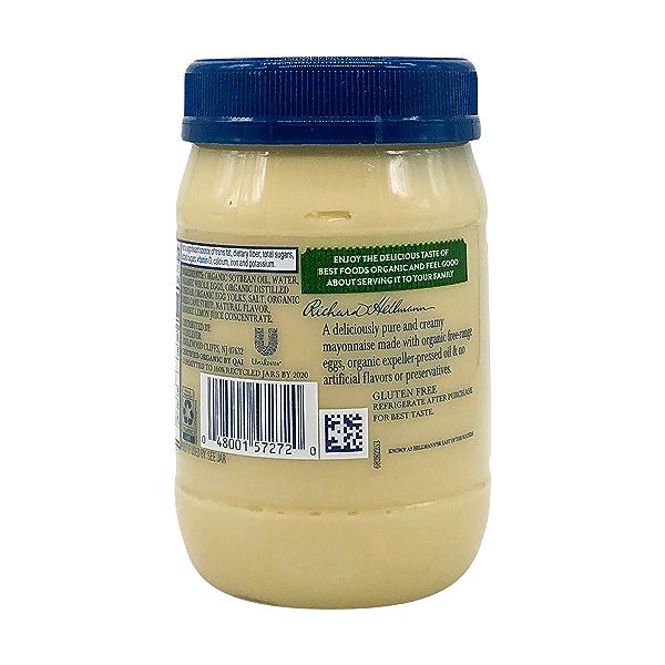 Organic Mayonnaise, 15 fl oz 5