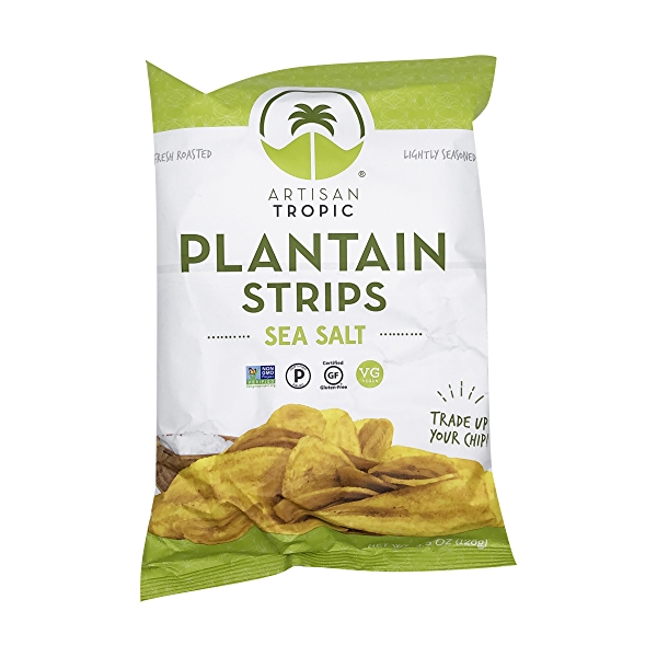 Sea Salt Plantain Chips, 4.5 oz 1