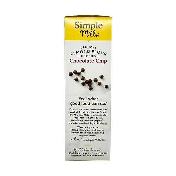 Crunchy Chocolate Chip Cookies, 5.5 oz 4