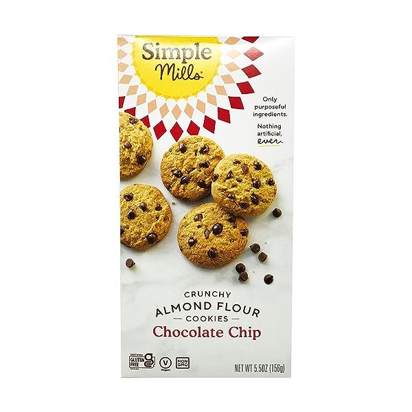 Crunchy Chocolate Chip Cookies, 5.5 oz 1