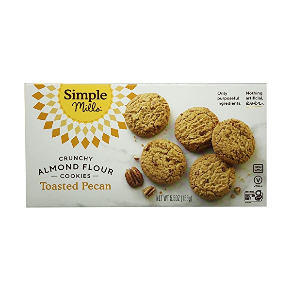 Crunchy Toasted Pecan Cookies, 5.5 oz 3