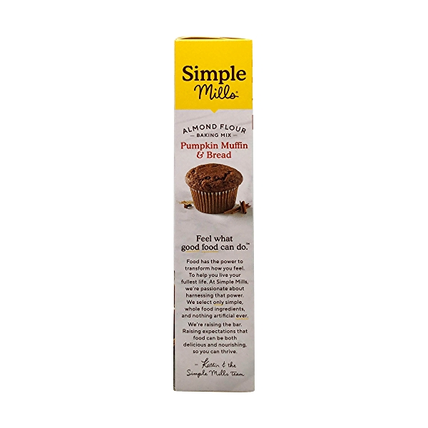 Pumpkin Muffin & Bread Almond Flour Mix, 9 oz 4