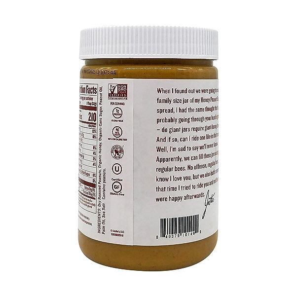 Honey Peanut Butter Spread, 28 oz 5