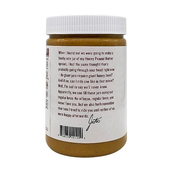 Honey Peanut Butter Spread, 28 oz 6