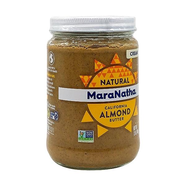 Creamy Almond Butter, 12 oz 8