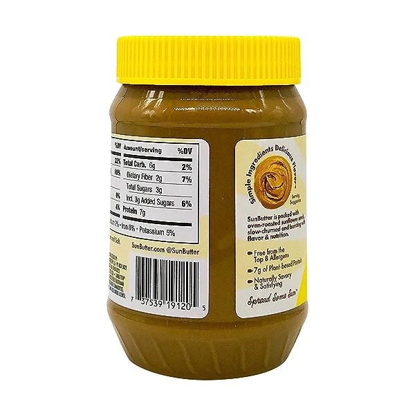 Natural Sunflower Butter, 16 oz 6