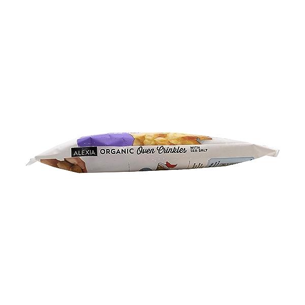 Organic Oven Crinkles With Sea Salt, 16 oz 6