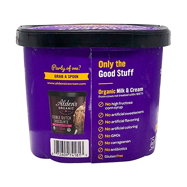Organic Chocolate Chocolate Chip Ice Cream (1.5 Qt) 4