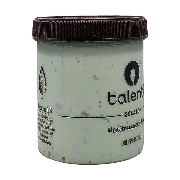 Mediterranean Mint Gelato, 1 pint 8