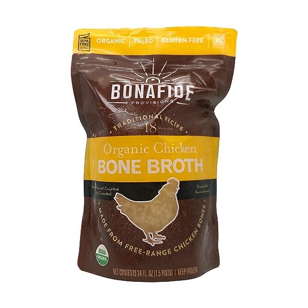 Organic Chicken Bone Broth, 24 fl oz 1