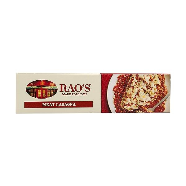 Single Serve Meat Lasagna, 9 oz 5