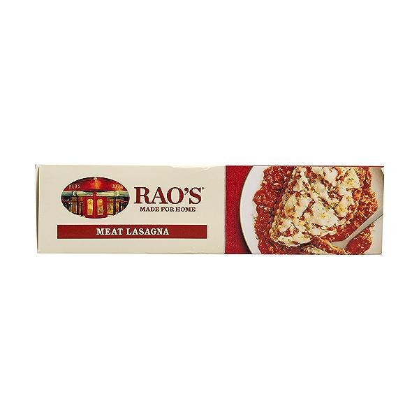 Single Serve Meat Lasagna, 9 oz 6