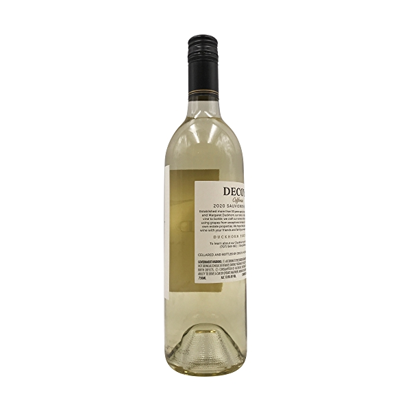 Sonoma County Sauvignon Blanc, 750 ml 4
