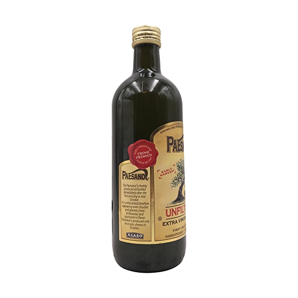 Extra Virgin Unfiltered Olive Oil, 1 each 8
