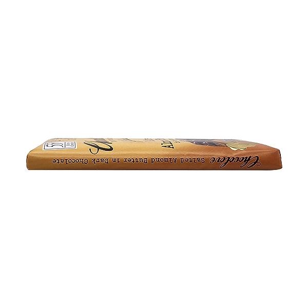 Salted Almond Butter in Dark Chocolate, 3.2 oz 6