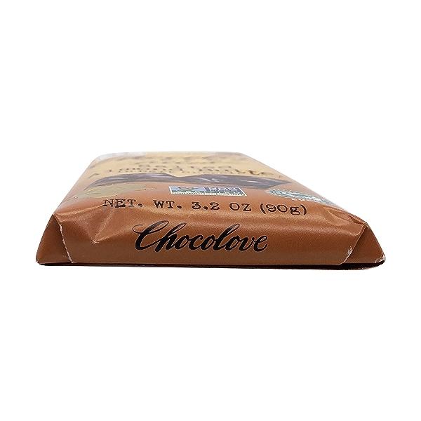 Salted Almond Butter in Dark Chocolate, 3.2 oz 3